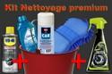 Kit nettoyage moto