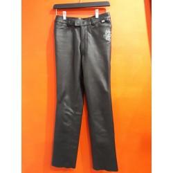 Pantalon Cuir Ixon