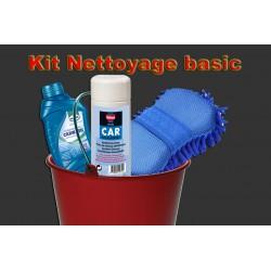 Kit nettoyage moto basic
