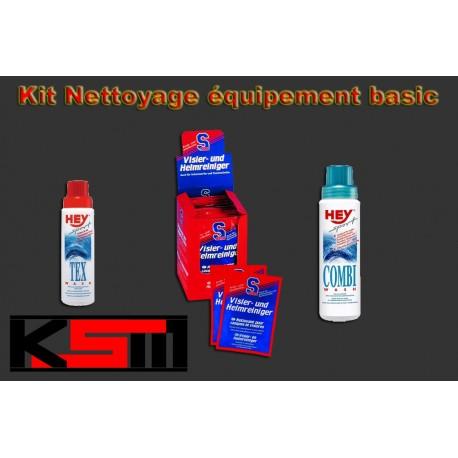 Kit nettoyage équipement basic