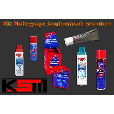 Kit nettoyage équipement premium