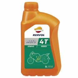 Repsol Huile 4-T Moto Rider 10W40