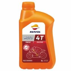 Huile 4-T Moto Racing 5W40