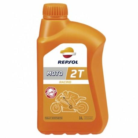 Huile 2-T Moto Racing