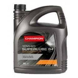 Huile 4-T superlube 10W40 SL/CF