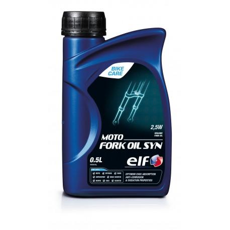 Huile fourche ELF 2.5 W mineral