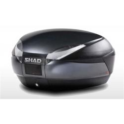 Top case - SH48 new titanium